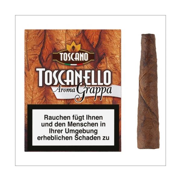 Toscano Toscanello Grappa 5er Pack