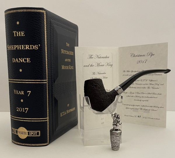"""Dunhill Christmas Pipe """"The Nutcracker and the Mouse King"""" The Shepherds´ Dance"""