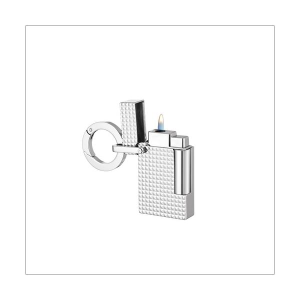 S.T. Dupont Feuerzeug als Schlüsselanhänger