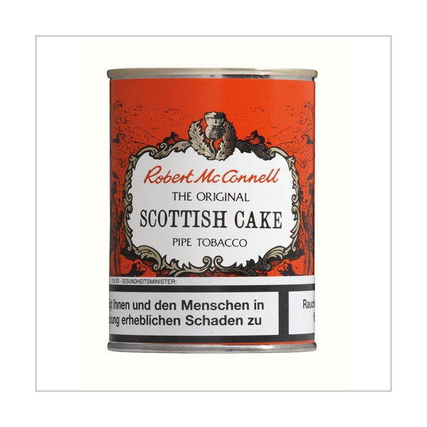 Robert Mc Connell Scottish Cake