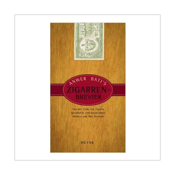 Buch Anwer Bati´s Zigarren-Brevier