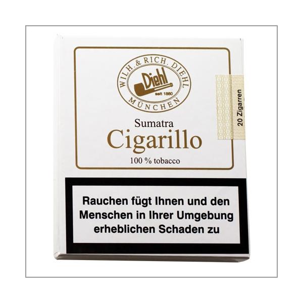 Diehl Sumatra Cigarillo 20St. in der Pappbox