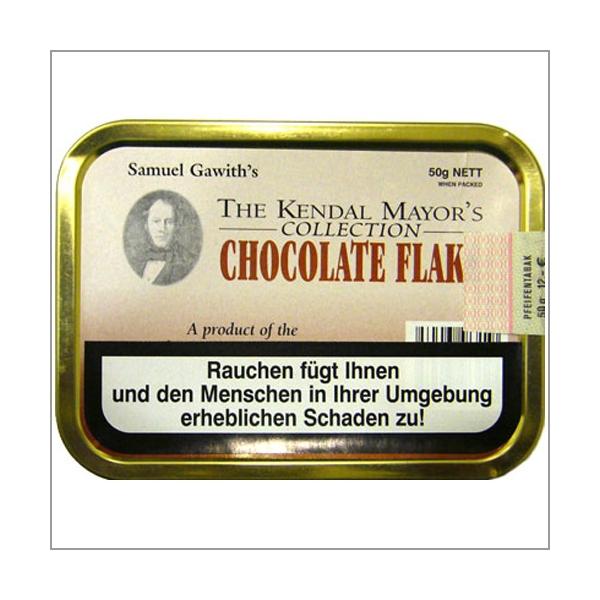 Samuel Gawith Pfeifentabak Chocolate Flake 50g