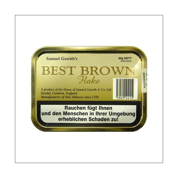 Samuel Gawith Best Brown Flake 50g