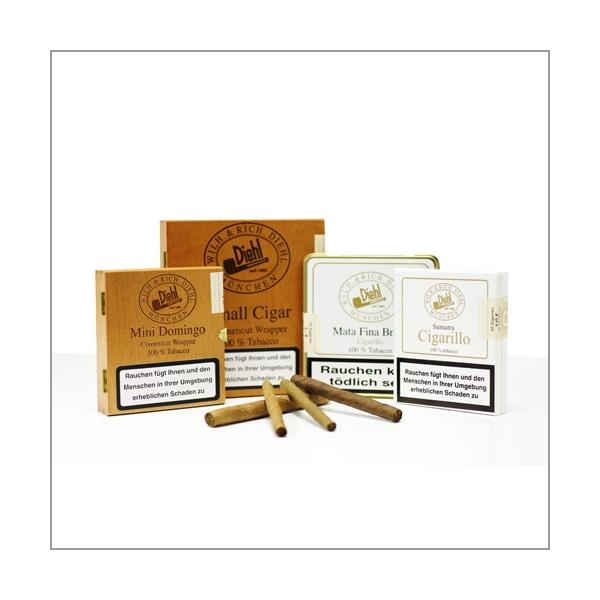 Diehl Zigarillos Aromatic Mini 20er Schachtel - ehem. Sweet Vani