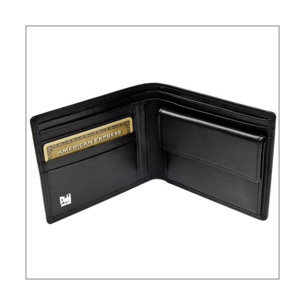 Diehl Geldbörse Plonge schwarz mit Silberecken quer