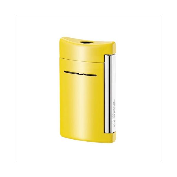 S.T. Dupont Feuerzeug Minijet Kanarienvogelgelb