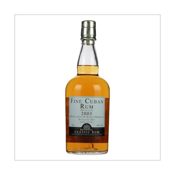 Bristol Cuban Rum 2003 0,7l