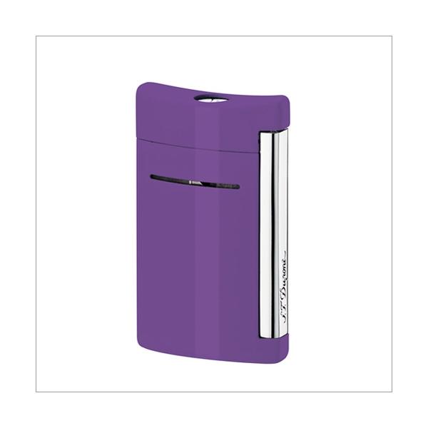 S.T. Dupont Feuerzeug Minijet beetroot purple