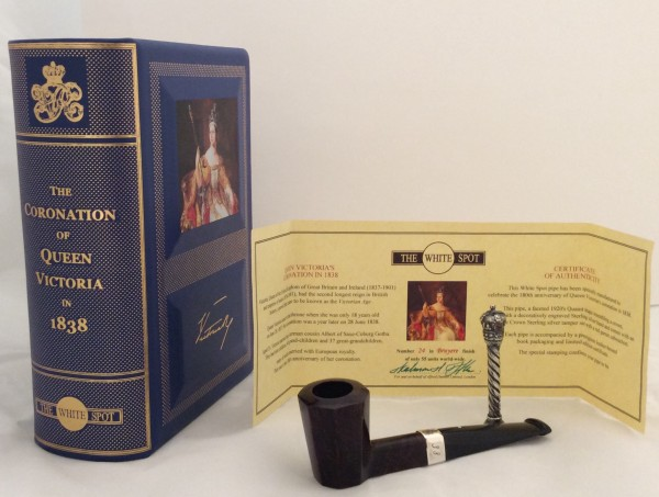 Dunhill Editionspfeife The Coronation of Queen Victoria in 1838