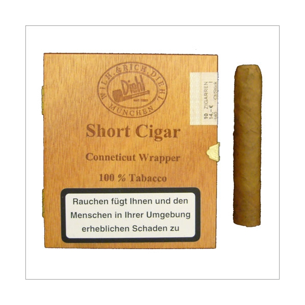 Diehl Short Cigar 10er Box
