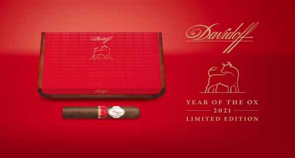 Davidoff Zigarren Limited Edition Gordo Cigars YEAR OF THE OX
