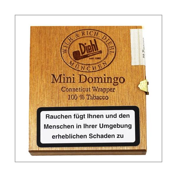 Diehl Mini Domingo 20St. in der Holzbox
