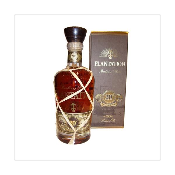 Rum Plantation Extra Old 20th Anniversario, 0,7l