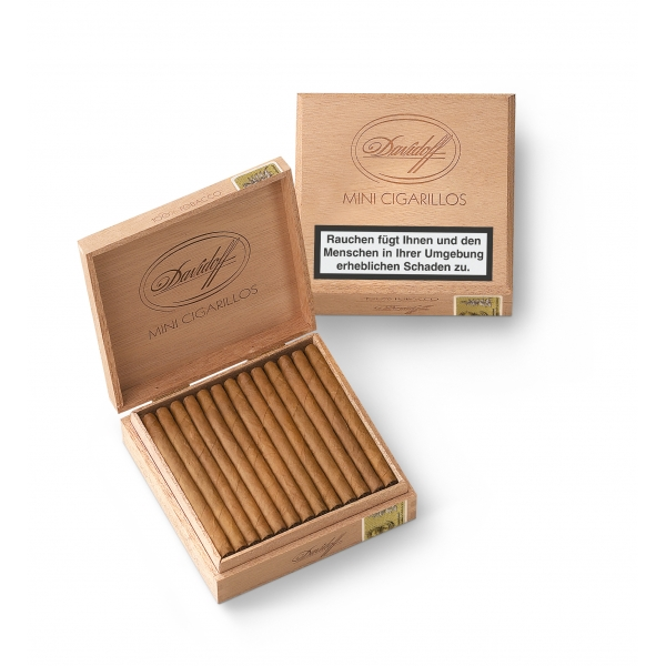 Davidoff Mini Cigarillos Gold / 50 Zigarillos