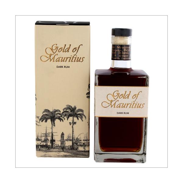 Rum Gold of Mauritius 0,7l