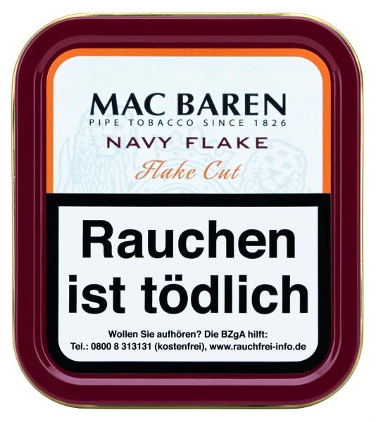 Mac Baren Navy Flake / 50g