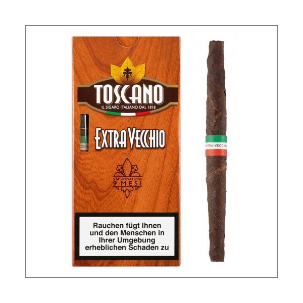 Toscano Extra Vecchio 5er Pack