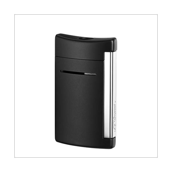 S.T. Dupont Feuerzeug Minijet schwarz matt