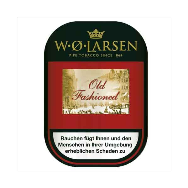 W.O.Larsen Pfeifentabak Old Fashioned 100 g