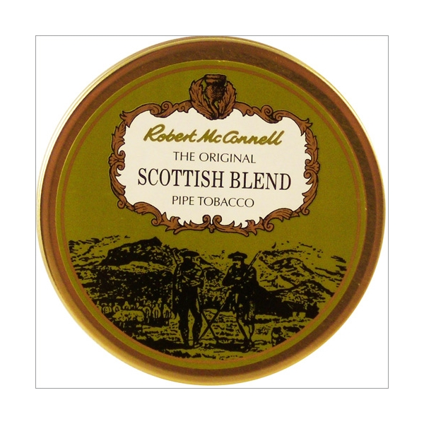 Robert Mc Connell Pfeifentabak Scottish Blend