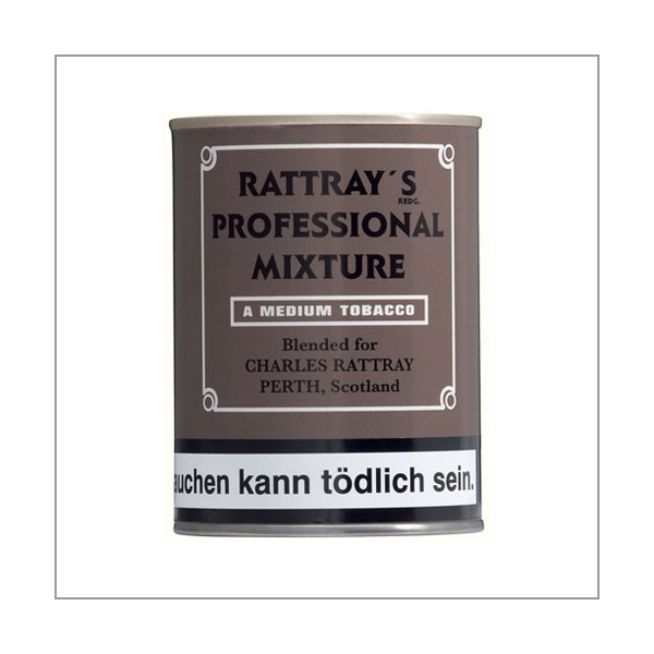 Rattray's Pfeifentabak Professional Mixture 100g