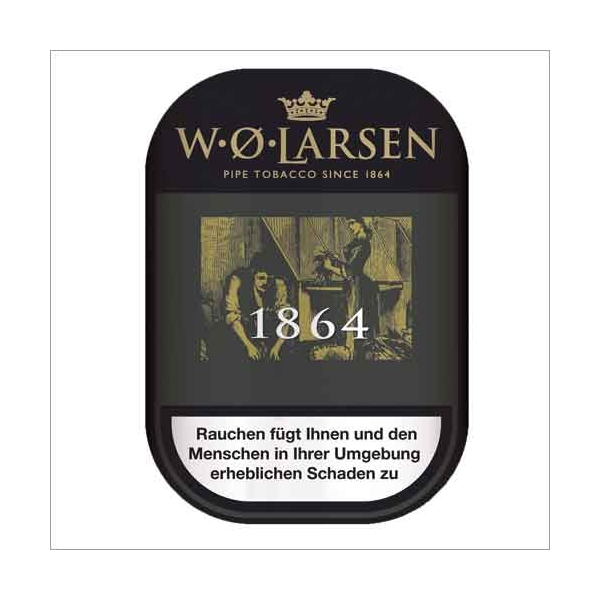 W.O.Larsen Pfeifentabak 1864 100 g