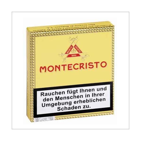 Montecristo Mini 20St.