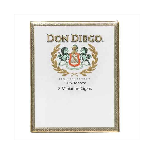 Don Diego Miniature 8St.