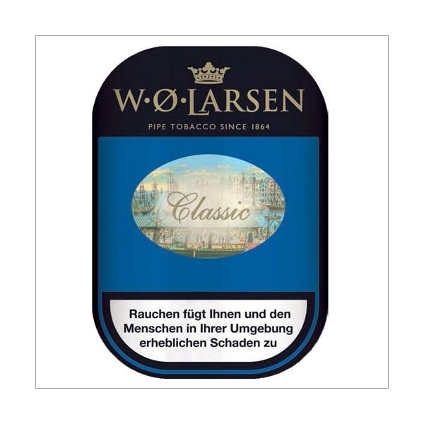 W.O.Larsen Pfeifentabak Classic 100 g