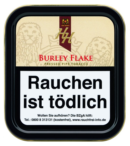 Mac Baren HH Burley Flake / 50g