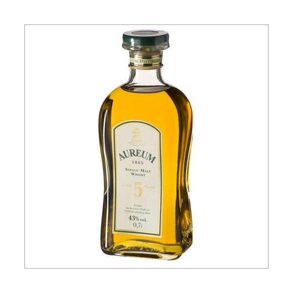 Ziegler Aureum 1865 5 Jahre 43% 0,7l