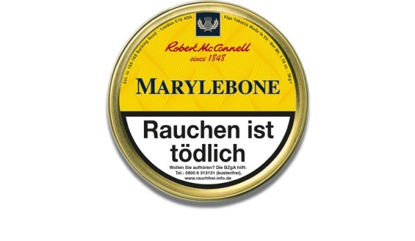 Robert Mc Connel Marleybone / 50g
