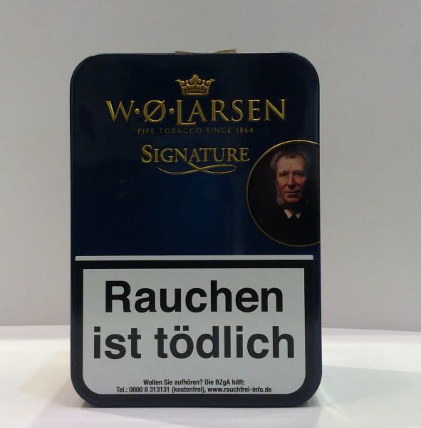 W.Ø. Larsen Pfeifentabak Signature / 100g