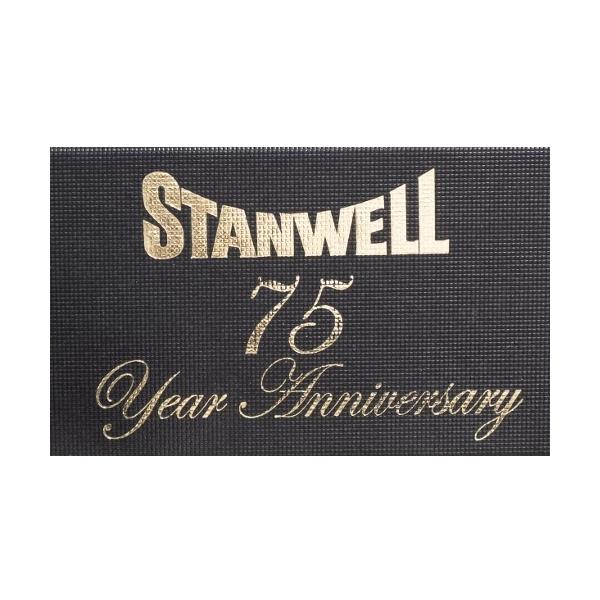 Stanwell Pfeife 75th Anniversary Billard