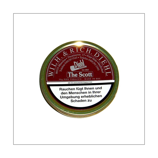 Diehl Pfeifentabak Special Blend The Scott 50g