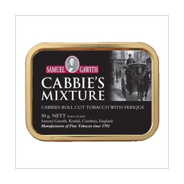 Samuel Gawith Cabbies Mixture 50 g