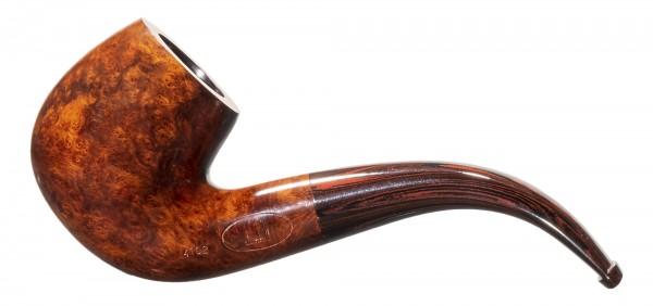 Dunhill Pfeife Amber Root Bent Gr.: 4 - 4102