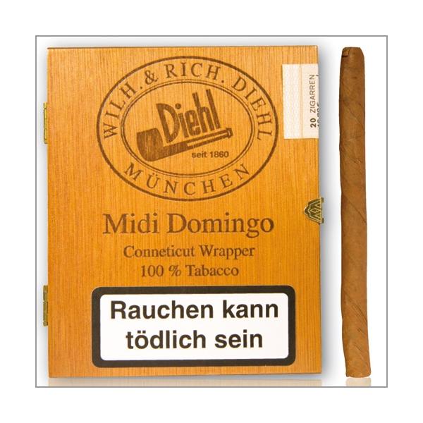 Diehl Midi Domingo 20St. in der Holzbox
