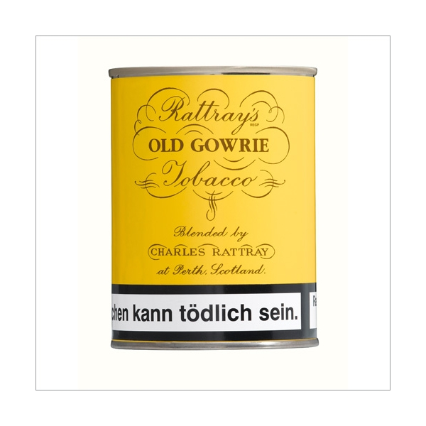 Rattray's Pfeifentabak Old Gowrie