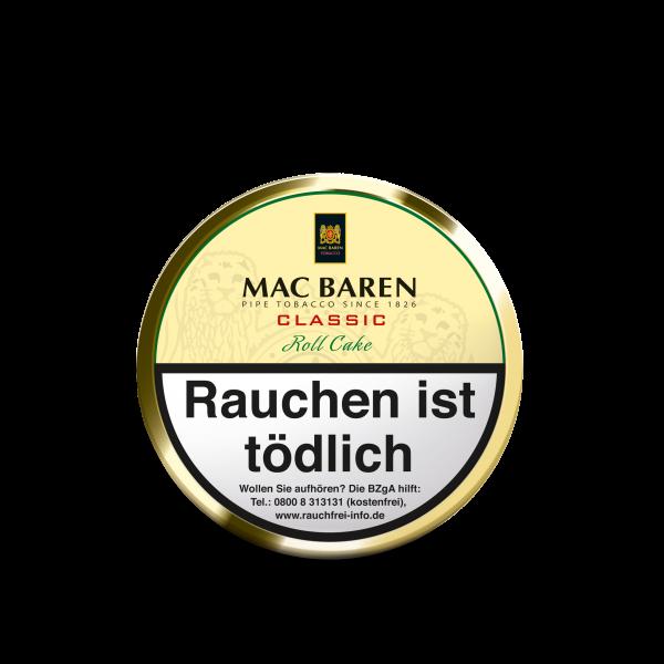 Mac Baren Classic Roll Cake / 100g