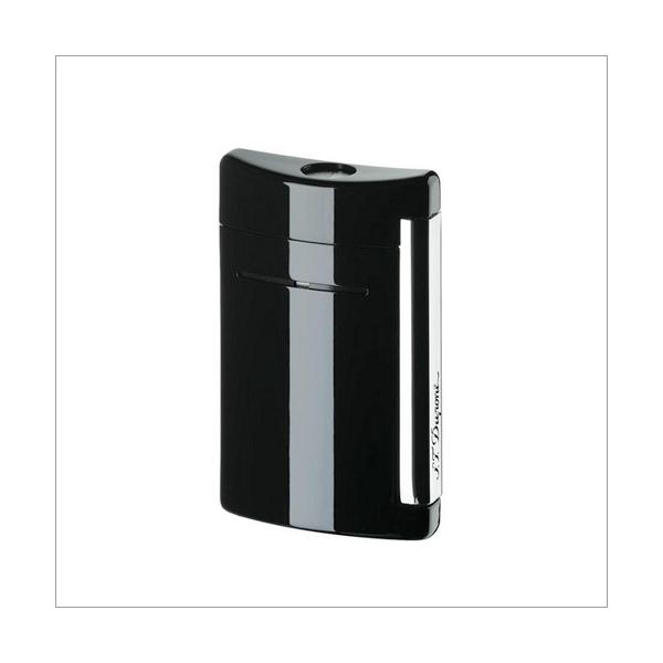 S.T. Dupont Feuerzeug Minijet schwarz