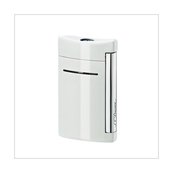 S.T. Dupont Feuerzeug Minijet weiß