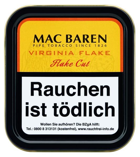 Mac Baren Virginia Flake / Flake Cut / 50g
