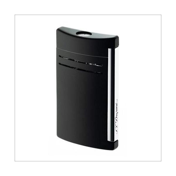 S.T. Dupont Feuerzeug Maxijet matt schwarz
