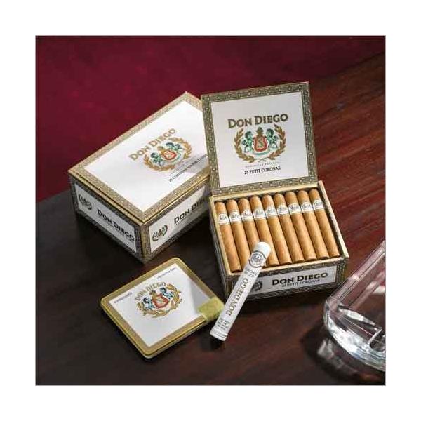 Don Diego Classic Coronas