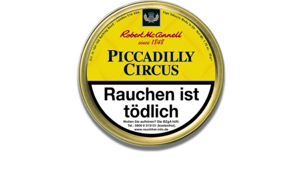 Robert Mc Connel Picadilly Circus 50g