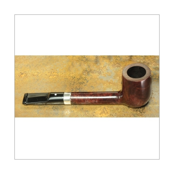 Dunhill Pfeife Bruyere Gr. 1 Lovat 1111 mit Silberband