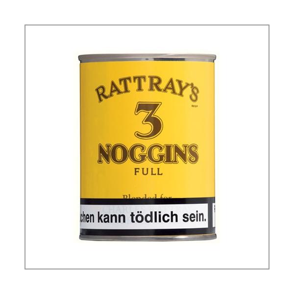 Rattray's Pfeifentabak 3 Noggins 100g