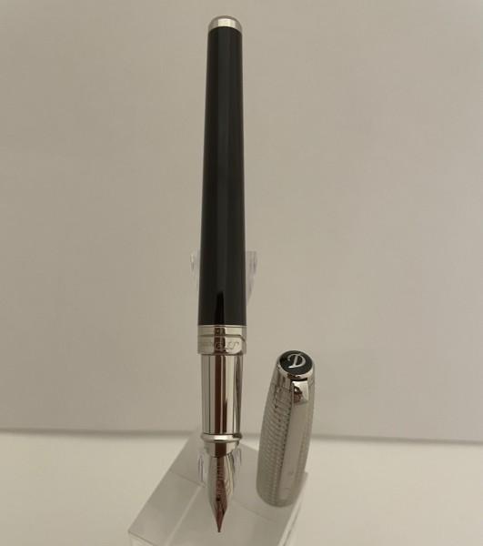 S.T. Dupont Olympio Füller Lack / Palladium